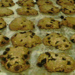 Oatmeal Raisin Cookies!