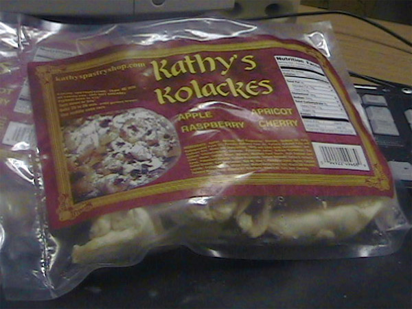 Bag of Kolackes